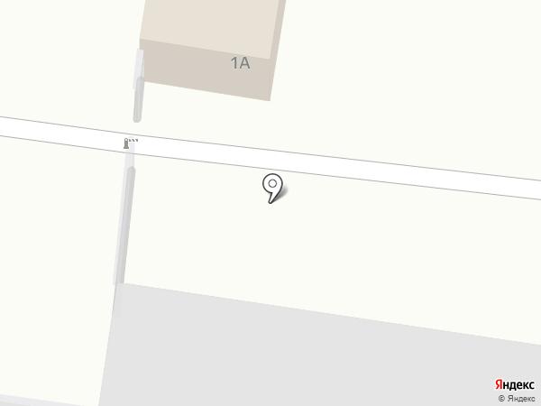 ЭДЕМ на карте Троицкого