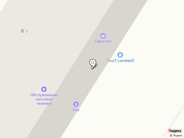 КАРАНДАШ на карте Омска