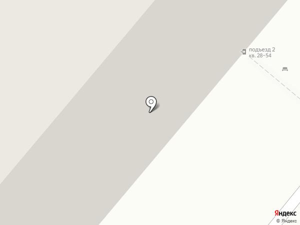 Автоброкер55 на карте Омска