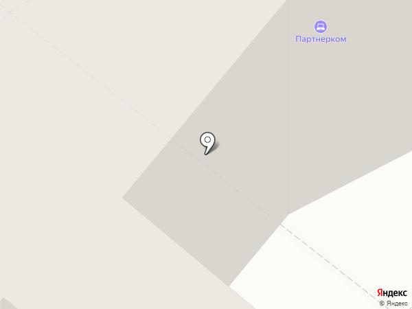 ВРК-ТРАНС на карте Омска