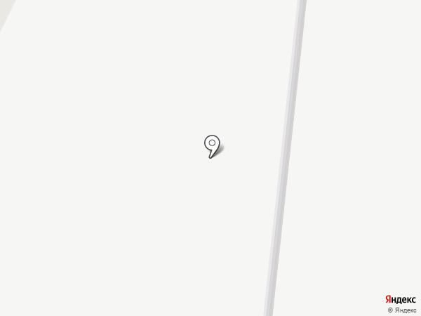 Сады Наука на карте Омска