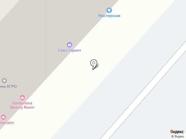 MOFASSA на карте Омска