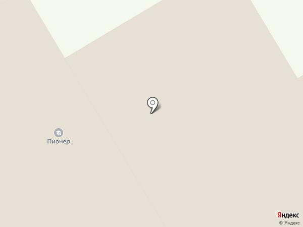 Физкультурно-оздоровительный комплекс на карте Омска