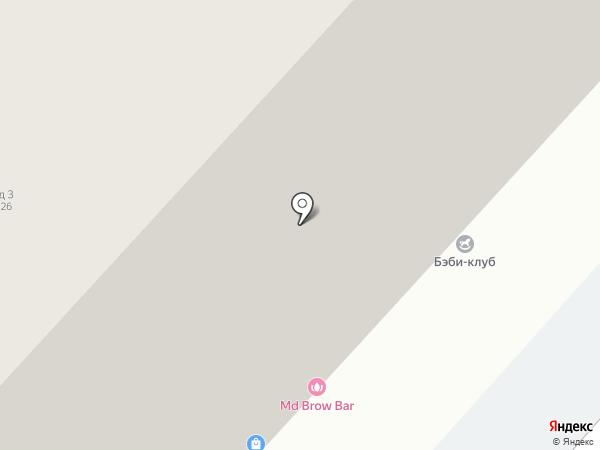 Росс-Тур на карте Омска