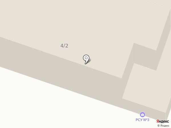 ПФ КОРСТРОЙ на карте Омска