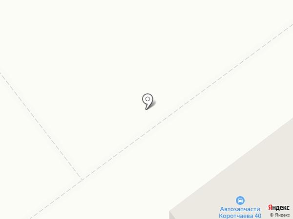 Магазин автозапчастей на карте Сургута