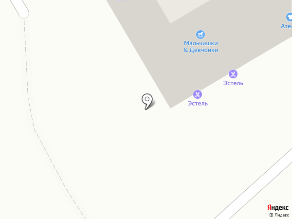Мальчишки и Девчонки на карте Омска
