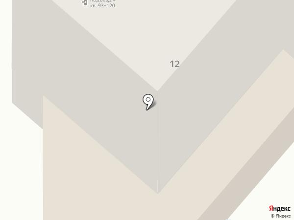 Добрый дом на карте Омска