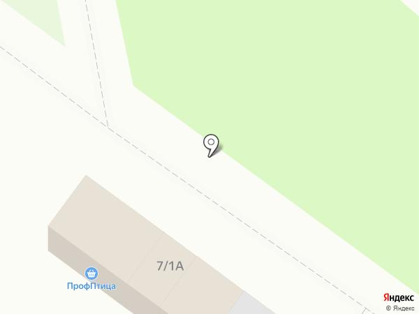 Лакомка на карте Омска