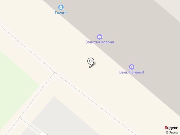 ViVa Nails studio на карте Омска
