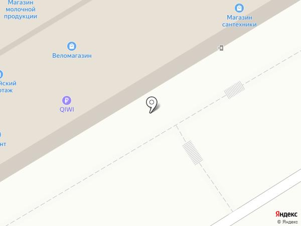Главная Дорога на карте Омска