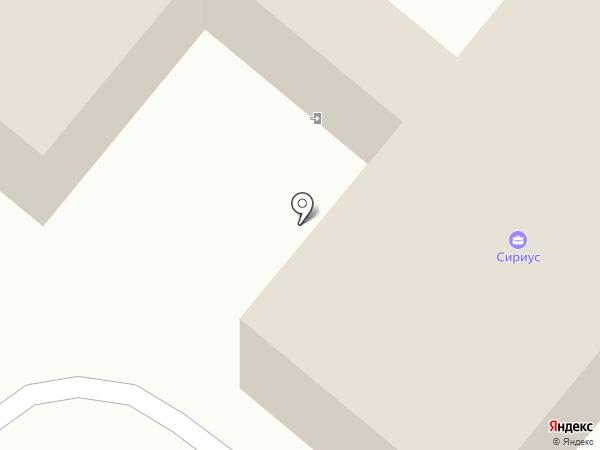 Макс Групп на карте Омска