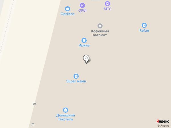 Optilens на карте Омска