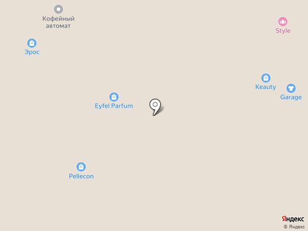 Мир Шапок на карте Омска