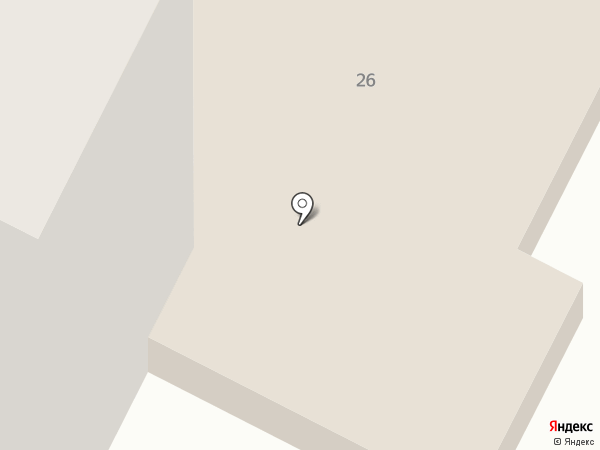 Спортивная секция по каратэ для детей на карте Омска