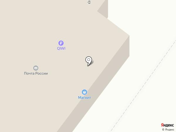 Водолей на карте Омска