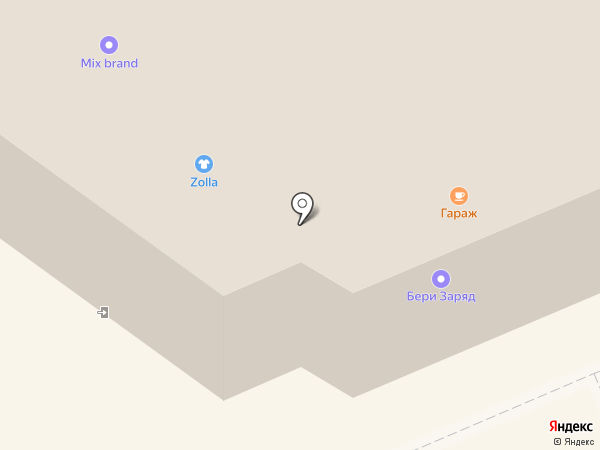 Fox на карте Омска