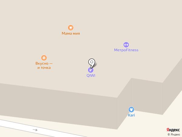 Prodigy на карте Омска