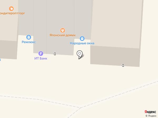 ProffTerra на карте Омска