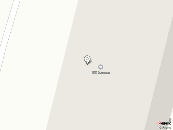 Прима на карте Омска