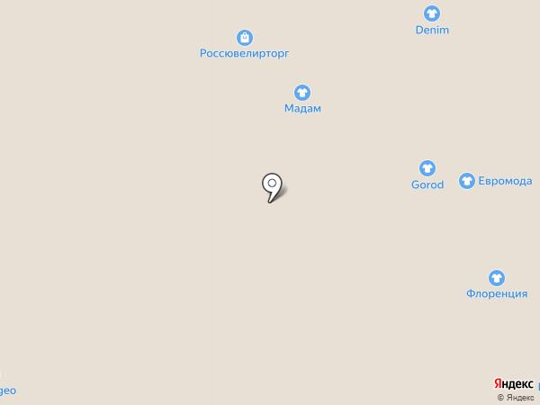 Аптечная сеть на карте Омска