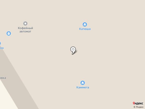 ПРИНЦЭПС, ЗАО на карте Омска