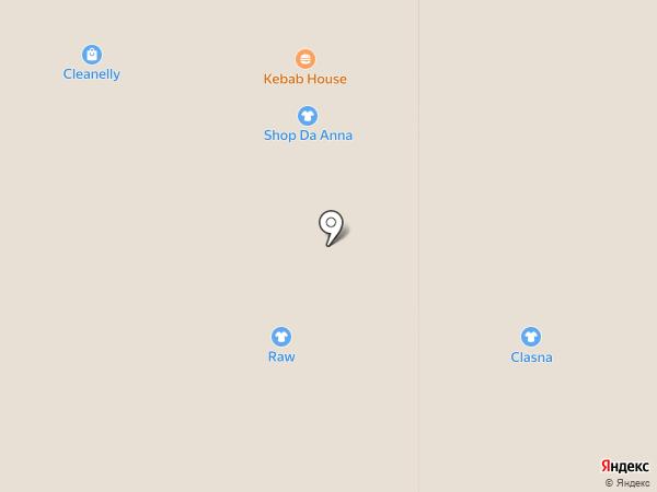 Iris на карте Омска
