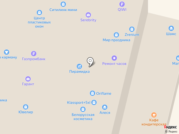BARBARA на карте Омска