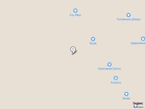 Patriot на карте Омска