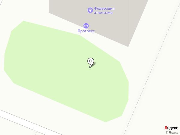 МИН Кадастр на карте Омска