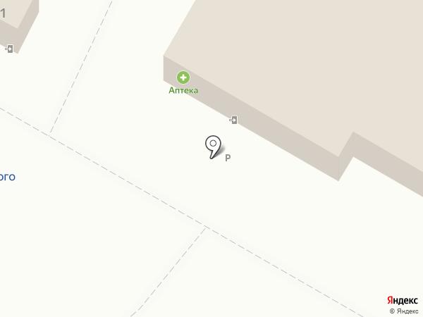 Банкомат, Банк ВТБ 24, ПАО на карте Омска