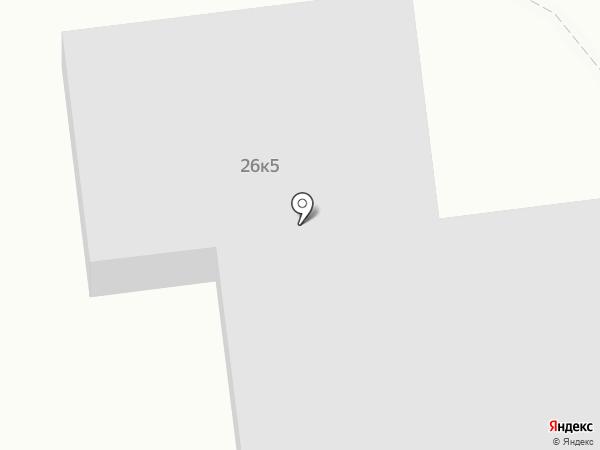 АвтоЛидер на карте Омска