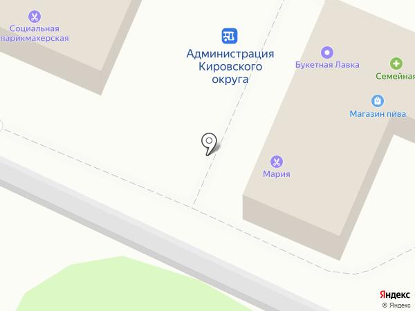 Теле2 на карте Омска