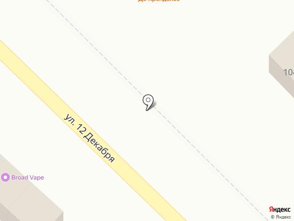 От Жаночки на карте Омска