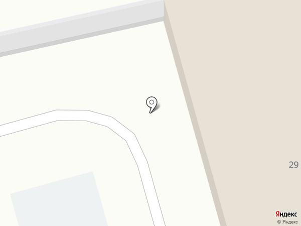 Магазин мясной №1 на карте Сургута