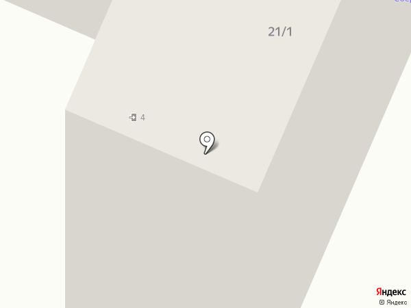 Сбербанк, ПАО на карте Омска