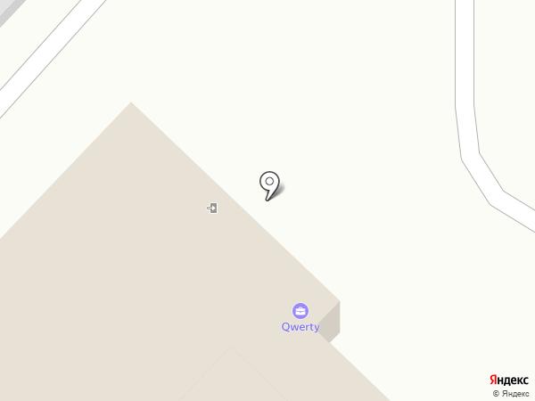 АВЕРС на карте Омска