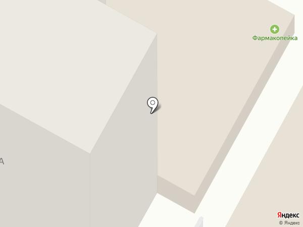 БИРхаус на карте Омска