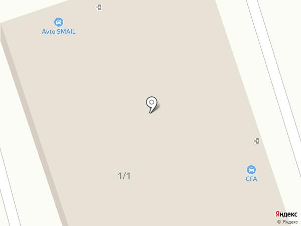 JAGUAR на карте Омска