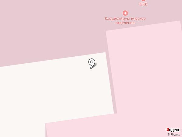 Сеть аптек на карте Омска