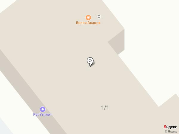 Технология и Сервис на карте Омска