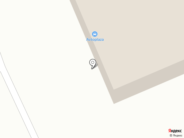 Avtoplaza на карте Омска