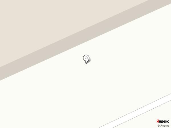 Полисервис на карте Омска