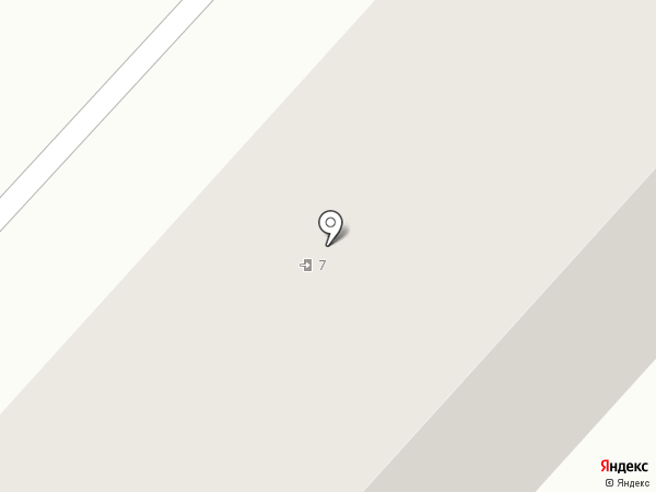 Сибхолод на карте Омска