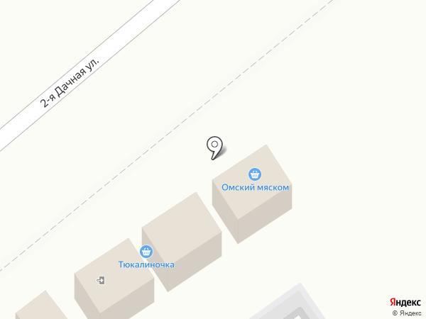 Курочка Ряба на карте Омска