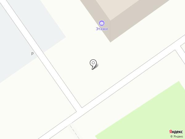 ИРИНА на карте Омска
