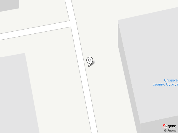 Эксклюзив Плюс на карте Сургута