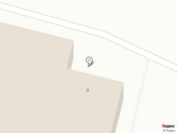 На Горке на карте Омского