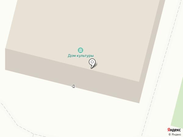 Омский сельский дом культуры на карте Омского