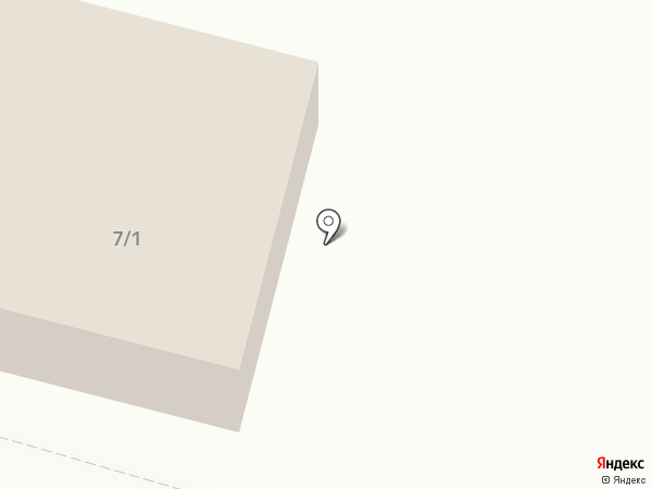 Омский фельдшерско-акушерский пункт на карте Омского